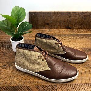 BEN SHERMAN Vaughn Chukka Sneaker boot